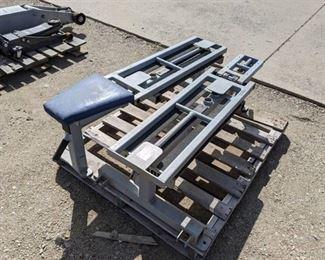 (2) Samson Bench Press Benches