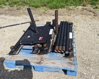 (2) Rogue Weight Sleds