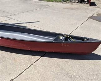16ft 2 Person Canoe