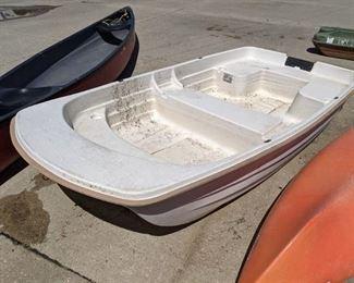 Water tender 9.4 Fiberglass Boat