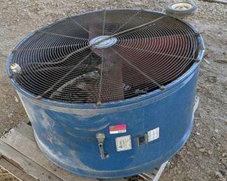 Heat Buster Model TPC4213 Floor Fan