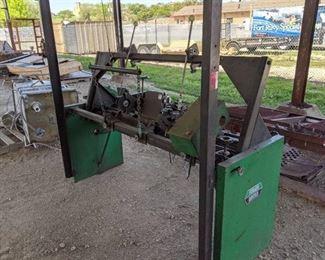 Foley United Reel Mower Sharpening Station