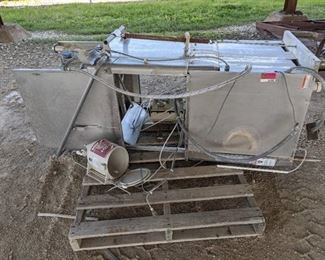 Hobart Single Rack Dishwasher