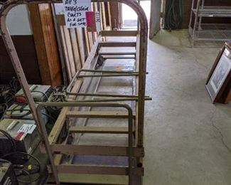 3 Table/Chair Carts