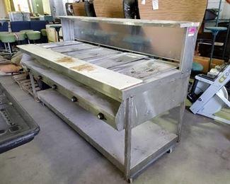 78in Randell Hot Food Table Model 3615M