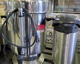(3) Coffee Dispensers