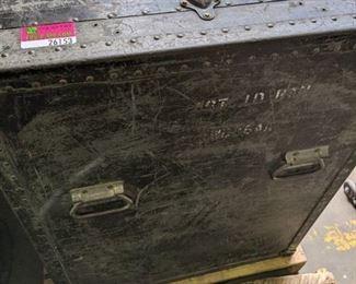 Large Military Storage Box
