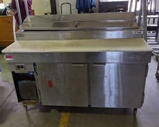 Knight Refrigerated Prep Table