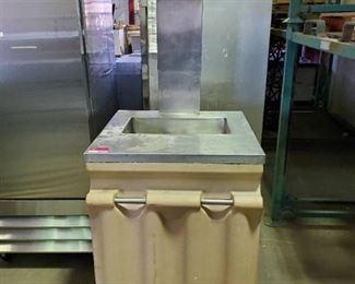Portable Warming Station