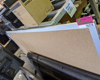 2 Cork Boards