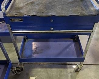 Homak Rolling Toolbox with misc tools