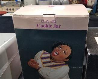 Gospel Singer Cookie Jar