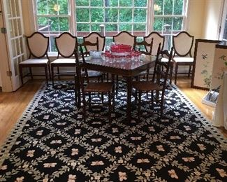 Another view of this lovely rug!