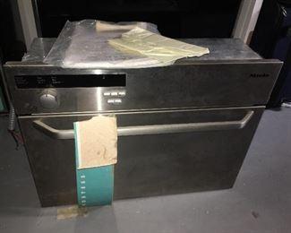 Vintage stove.