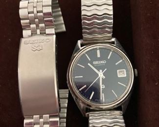 Authenticated Seiko Mens Watch
