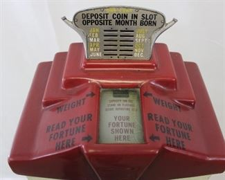 Vintage Penny Scale