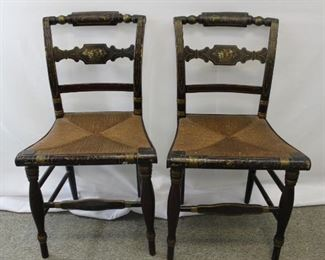Vintage Hitchcock Chairs