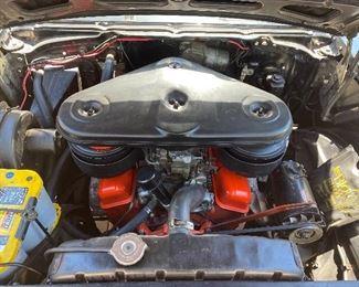 '57 Chevy Bel Air Convertible, all original.  62,653 mi.          All auto inquiries please email claudia@demingestatesales.com