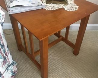 End Table $ 38.00