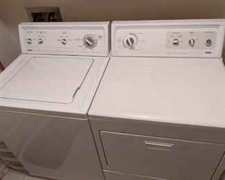 Matching Kenmore Washer & Dryer (electric)