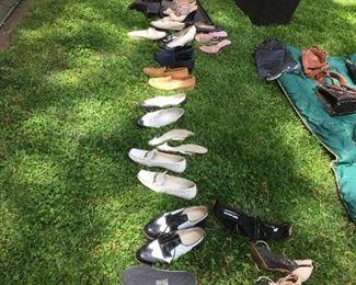 Designer Shoes, Burberry, Prada, Italian Made