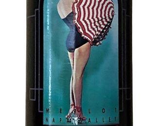 Rare 1990 Marilyn Merlot Napa Valley Red 750ml