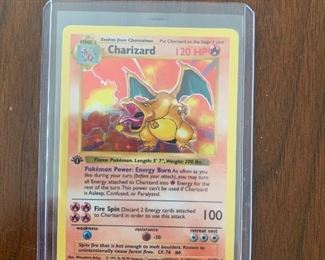 1st Edition Charizard
