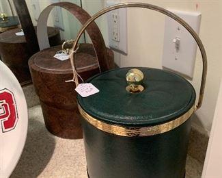 Vintage Ice Buckets