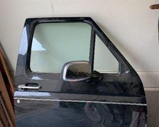 CA 1990's Right Side Passenger Door