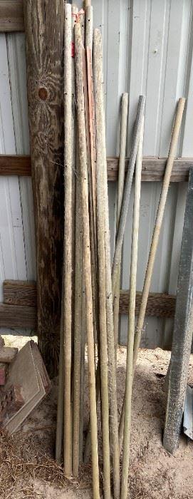 Fiberglass Electric Fence Posts