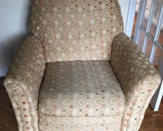 Gorgeous occasional chair