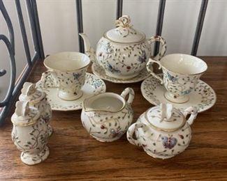 GORHAM KATHY IRELAND TEA SET