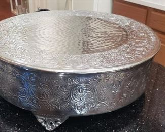 20 inch cake stand