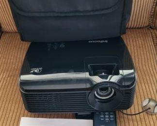 electronics, projector