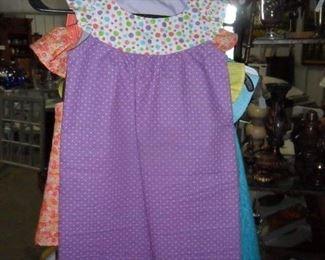 Handmake girl dresses