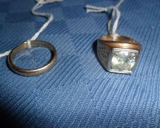 Men's 14K rings