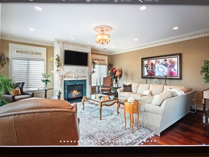 iview of the living room