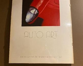 Auto art