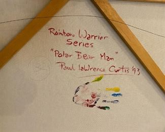 Rainbow Warrior Paul laWrence Curtis