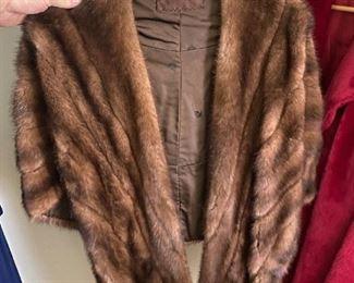 fur stol