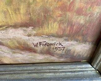 W. Frederick