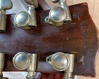 Serial # for Guitar
