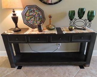 Entry Table - Credenza - Home Decor