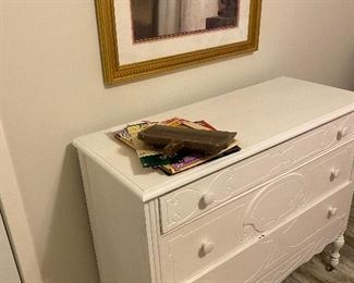cute as a button white dresser solid wood