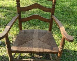 ONE OF MANY CHAIRS