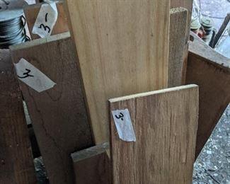 Hugh amount of wood for sale.