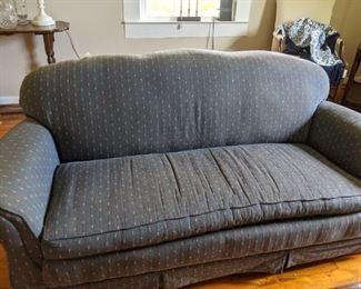 its a sofa