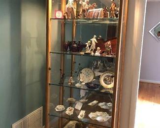 Various collectibles
