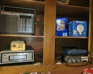 Radios and electronics