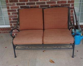 patio love seat